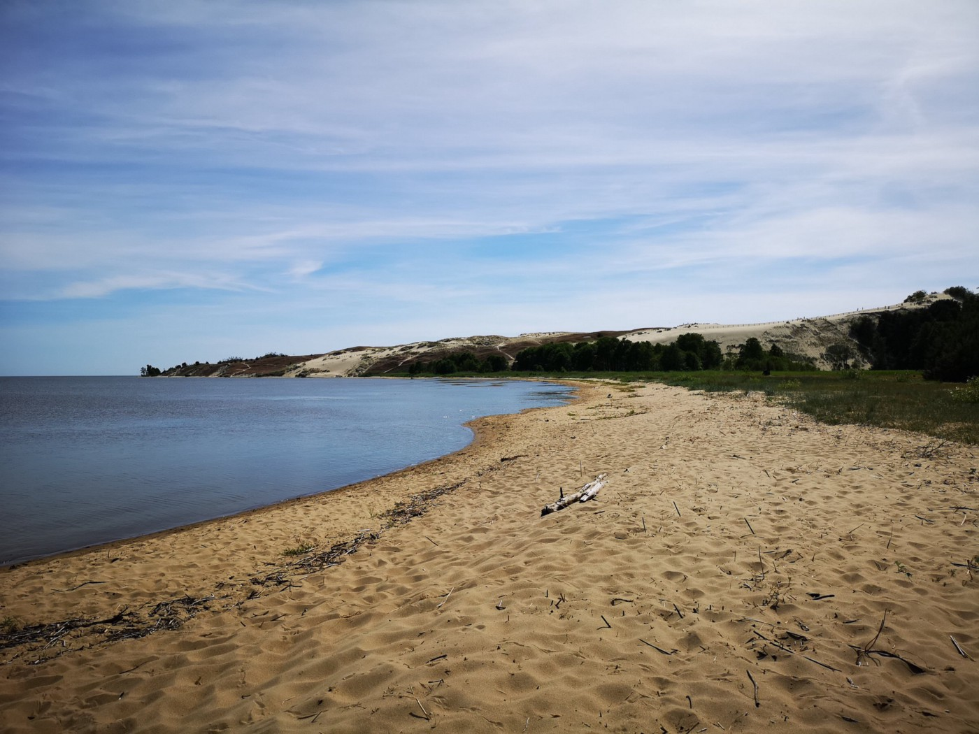 Fragile balance of the Curonian Spit. Lessons from the smallest national park in Russia